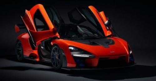 2019 McLaren Senna M