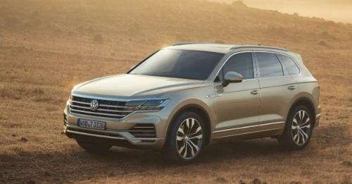 2019 Volkswagen Touareg Unveiled M