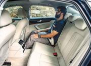 2019 audi a6 sedan review details rear seat space g