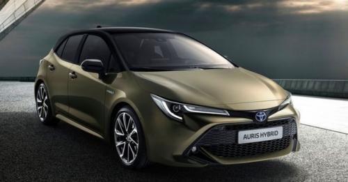 2019 Corolla Hatchback Front
