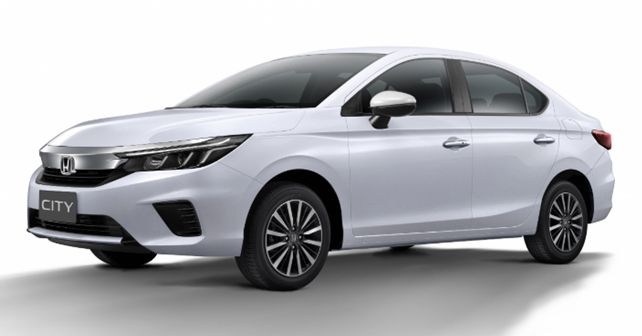 2020 Fifth-Generation Honda City