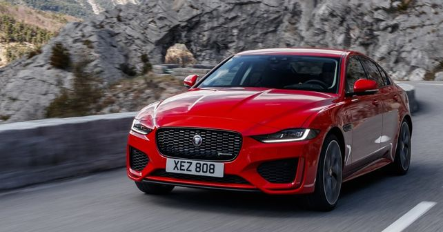 2020 Jaguar Xe India Launch