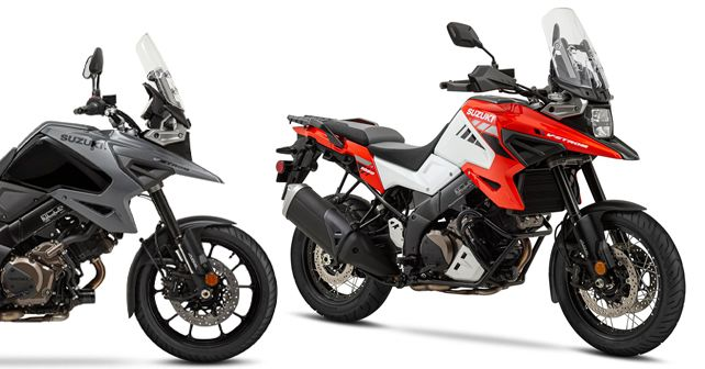 2020 Suzuki V Strom 1050 EICMA 2019 M
