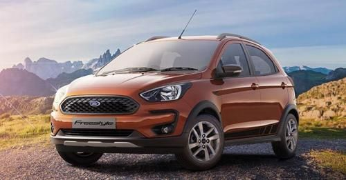 All New Ford Freestyle Figo Crossover1