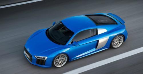 Audi R8 V10 2016 M