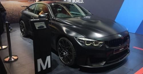 BMW M4 Competition Package1