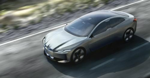 BMWi Vision Dynamics Concept 2017 Frankfurt Motor Show M