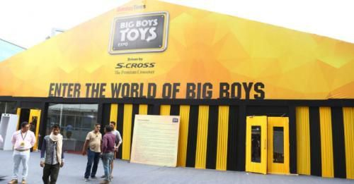 Big Boys Toys Expo 2017 M
