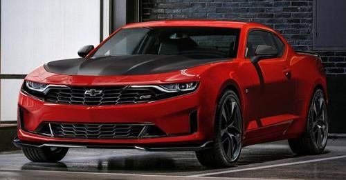 Chevrolet Camaro 2019 Turbo 1LE