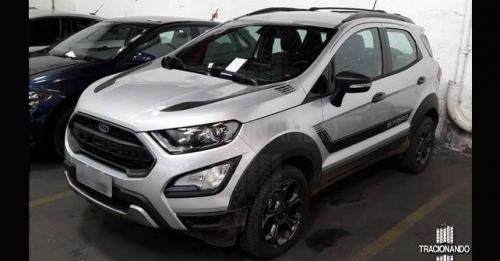 Ford EcoSport Storm1