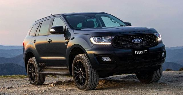 Ford Everest Sport Endeavour Sport
