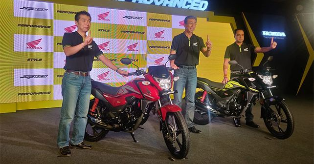 Honda SP125 BSVI Launched