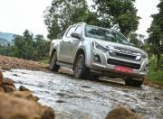 Isuzu D Max V Cross Static