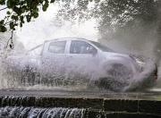 Isuzu D Max V Cross Water Splash