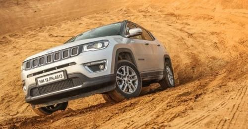 Jeep Compass Action21