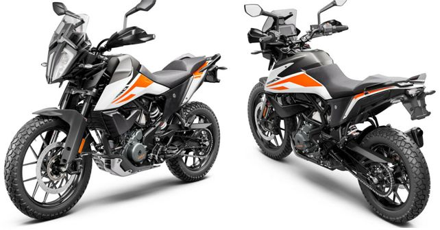 KTM 390 Adventure Unveiled EICMA 2019