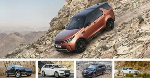 Land Rover Discovery Competition Check1