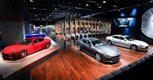 Maserati Frankfurt Motor Show 2017 M