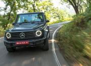 Mercedes Benz G350d Front Motion