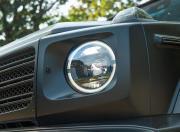 Mercedes Benz G350d Headlight Design