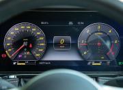 Mercedes Benz G350d Instrument cluster