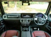 Mercedes Benz G350d Interior