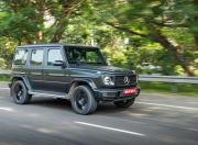 Mercedes Benz G350d Side View Motion