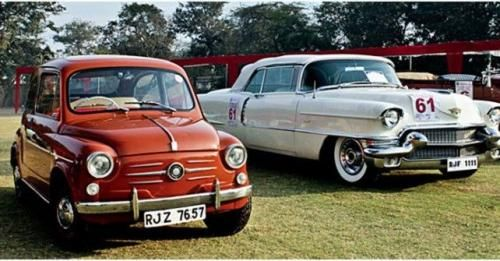NGT Vintage Cars Exempted