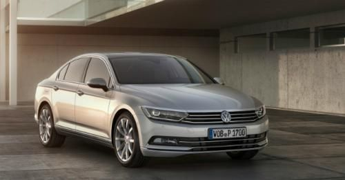 New Volkswagen Passat India Production Commenced M