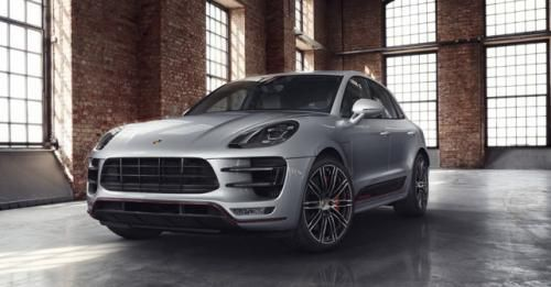 Porsche Macan Turbo Exclusive Edition