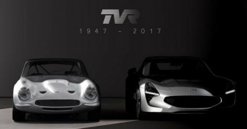 TVR Sportscar Teased