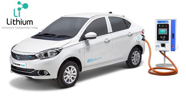 Tata Motors to supply 500 EVs to Lithium Urban Technologies