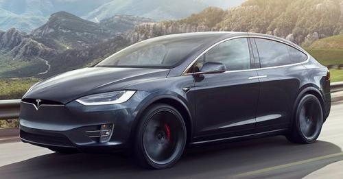 Tesla Model X Autopilot Fatal Crash California5