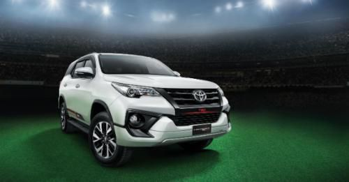Toyota Fortuner TRD Sportivo Launched M