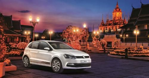 Volkswagen Polo Anniversary Edition Launched M