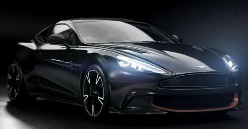 Aston Martin Vanquish Ultimate Front