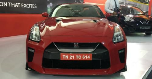 Big Boys Toys Expo Nissan Gt R M