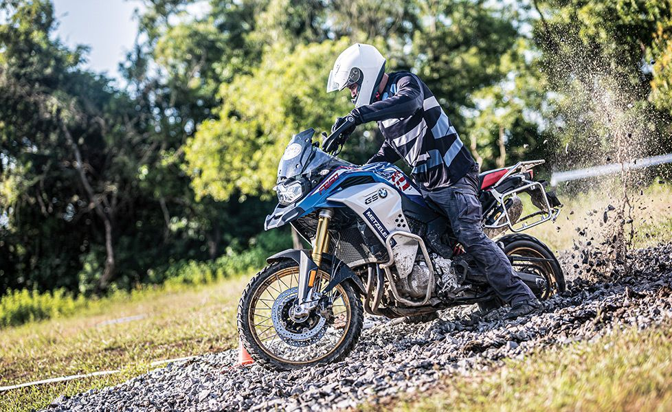 bmw 850 gs offroading