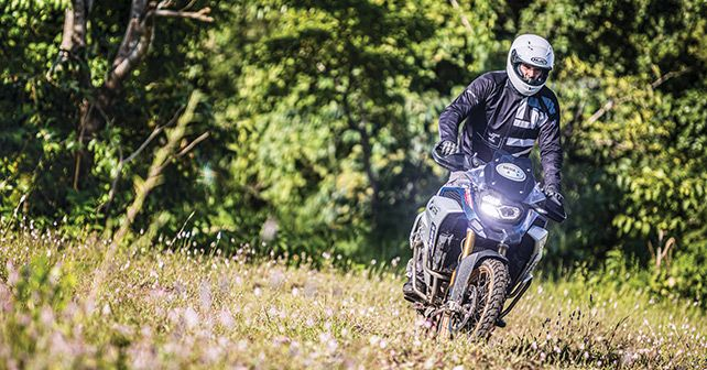 Bmw 850 Gs Participation