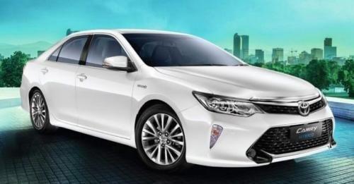 Camry Hybrid 2018 1