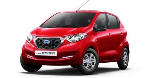 Datsun Redigo Amt Launched