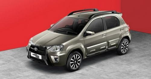 Etios Cross Xedition Exterior