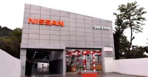Happy With Nissan