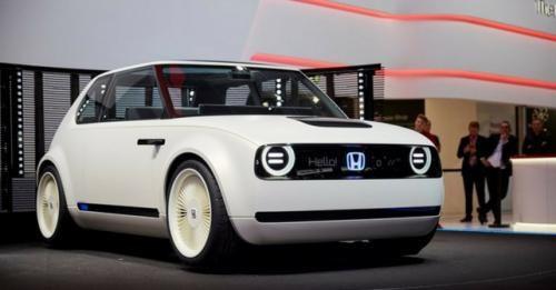 Honda Urban Ev 1