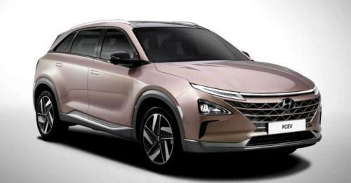 Hyundai Fcev 2