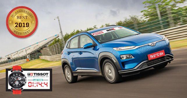 Hyundai Kona Electric Track Test