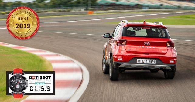 Hyundai Venue Track Test