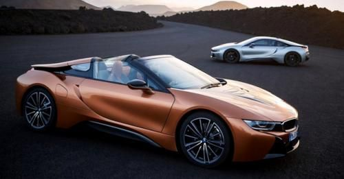 I8 Roadster Coupe