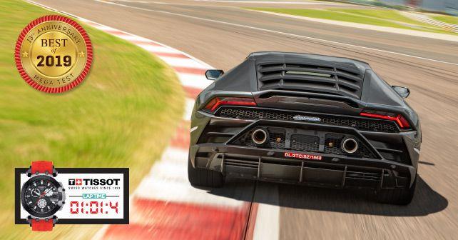 Lamborghini Huracan Evo Track Test