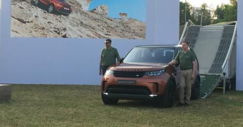 Land Rover Discovery Launched India M